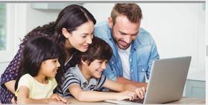 Tecnologia integra pais, alunos e escola!
