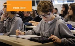 Conteúdo e tecnologia reforçam o aprendizado!