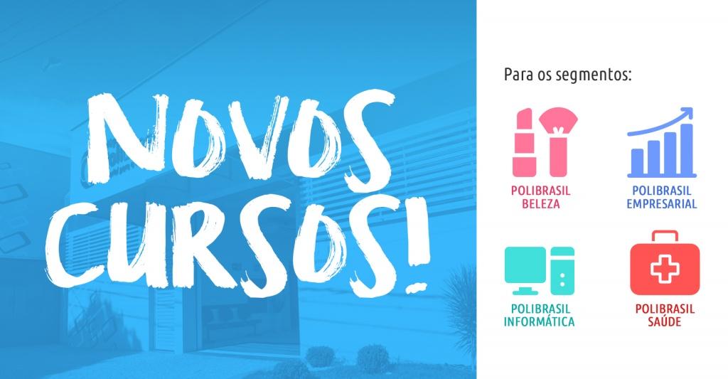 Banner para o site - NOVOS CURSOS